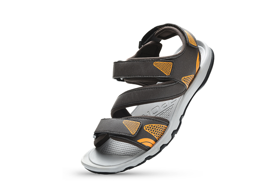 Spot sandals for men