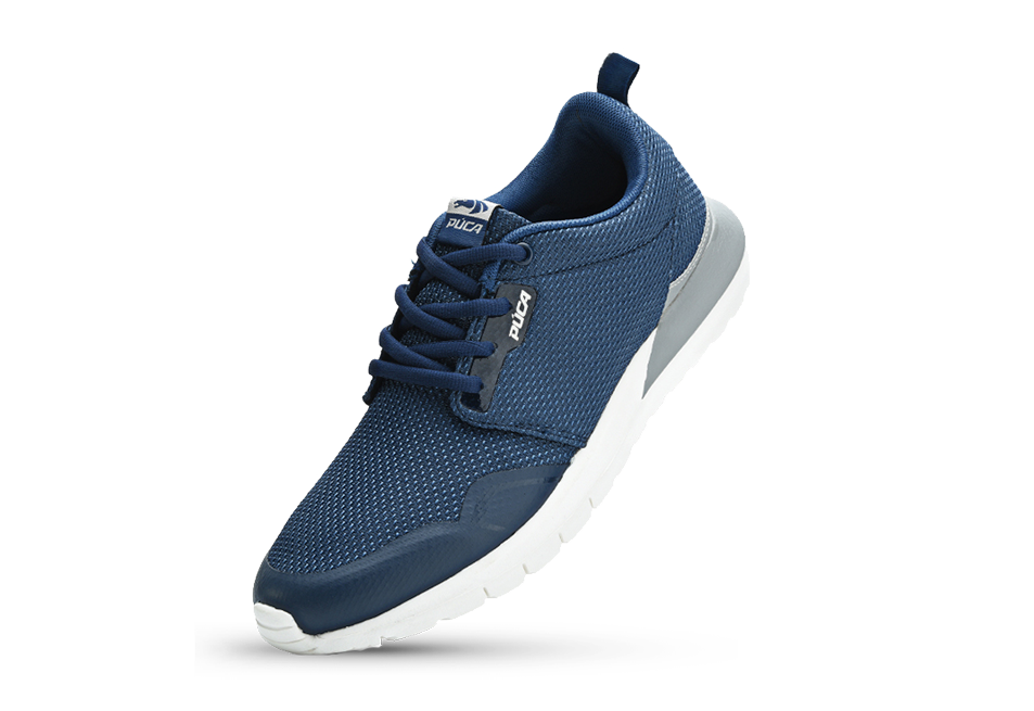 PUCA Running Shoes for Men | Light Weight with Heel Foam Padding