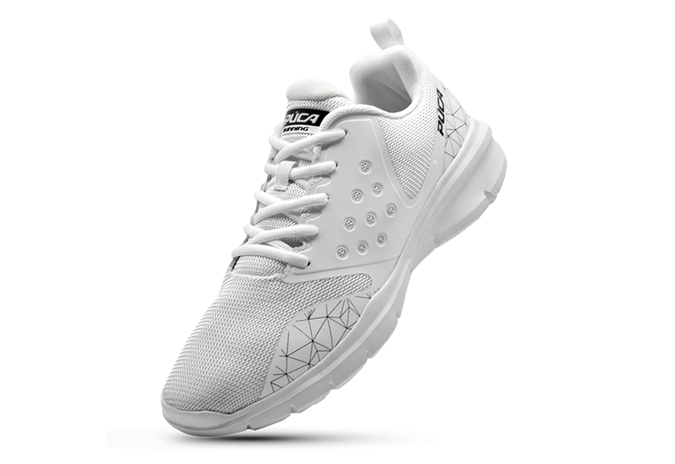 Puca sport shoes white