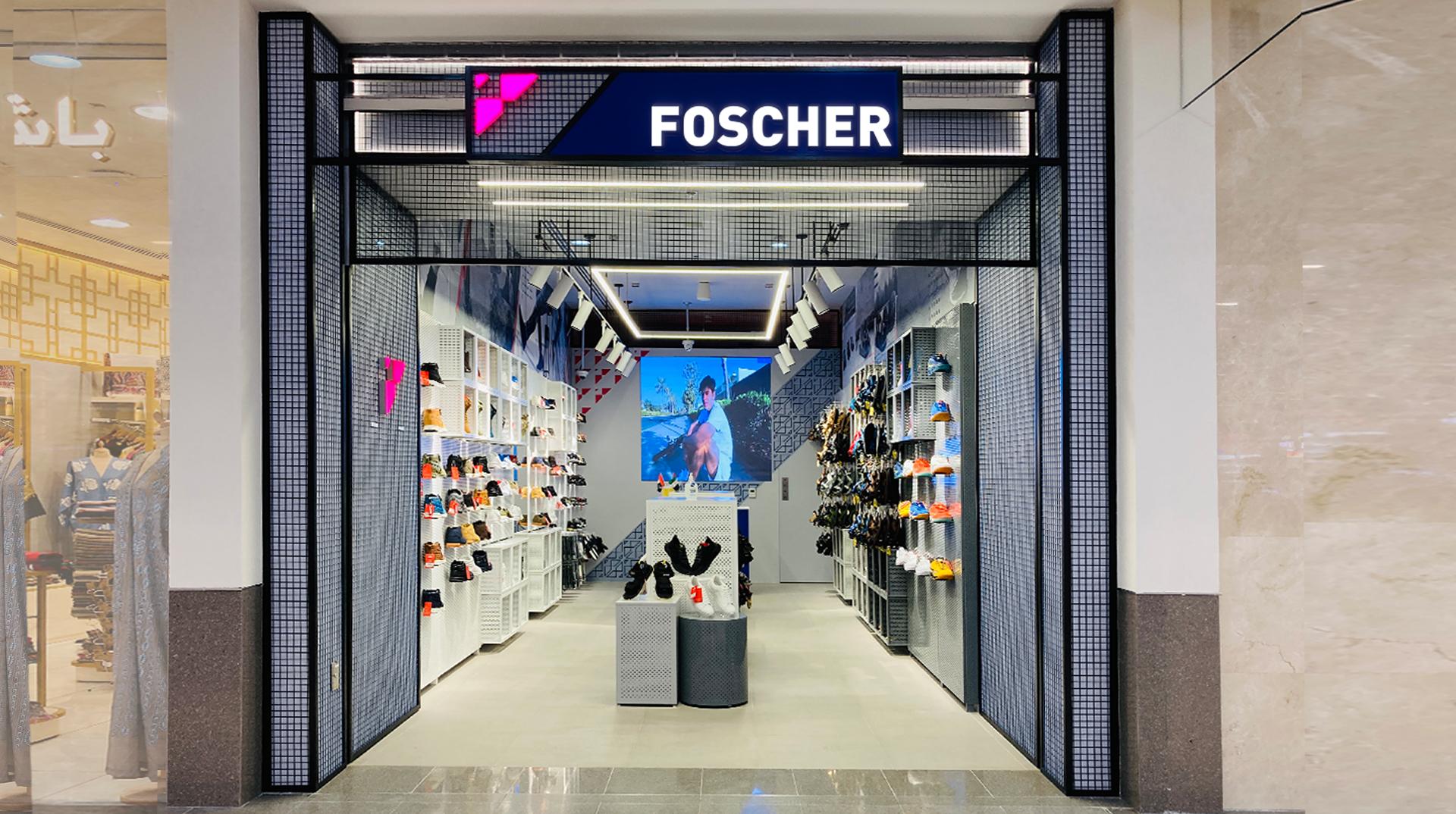 Foscher store